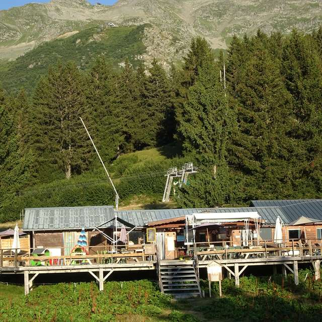 Restaurant Le Chalet des Cortillets