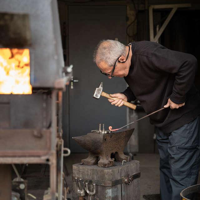 Puget Bernard - Ferronnerie d'art - Sculpteur métal
