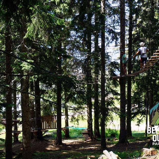 Parc Aventure aux 7 Laux Belledonne Outdoor
