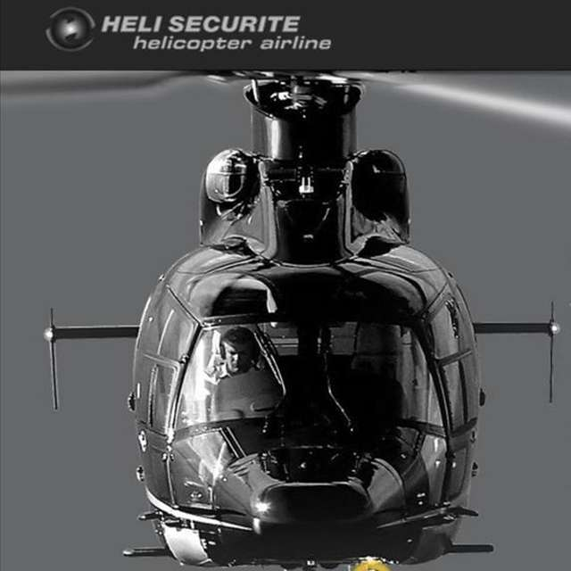 Helisecurité Helicopter Airline
