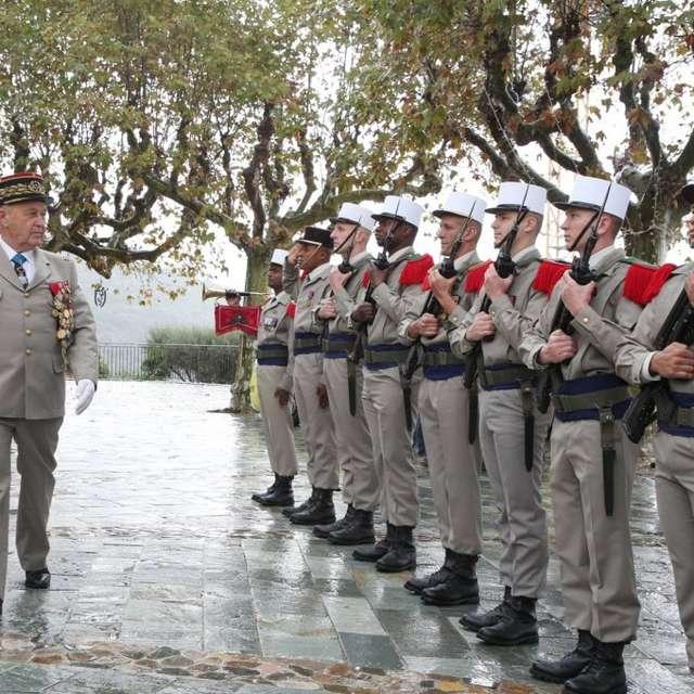 Commémoration du 11 Novembre à Grimaud