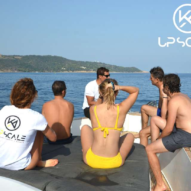 Upscale Experience - Excursions en mer