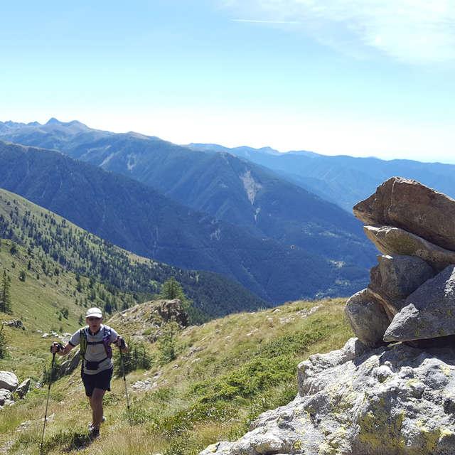 Stage de préparation Ultra Trail Côte d'Azur Mercantour