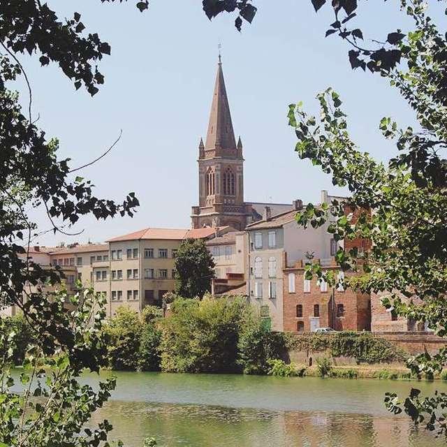 Église Saint-Orens de Villebourbon