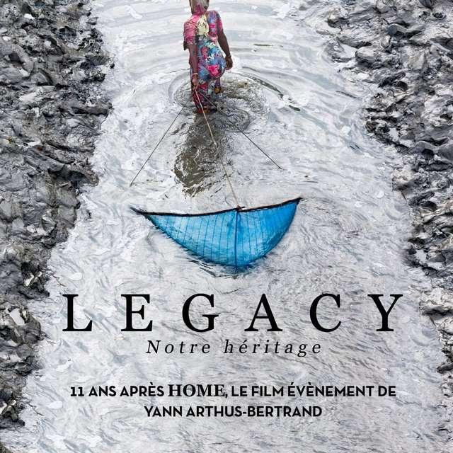 Ecran nature à Port-Cros - Legacy (Y.Arthus Bertrand)