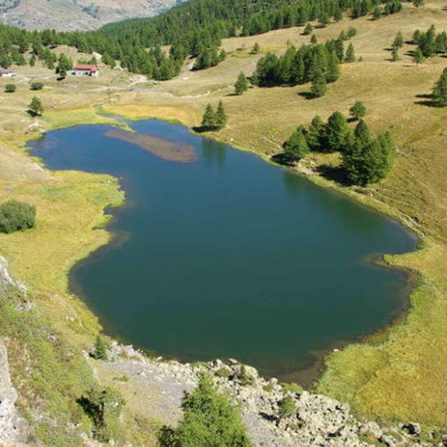 Randonnées accompagnées - Lac de montagne