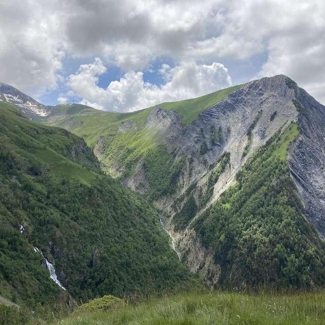 E-MTB - Mont de Lans loop via le Thuit
