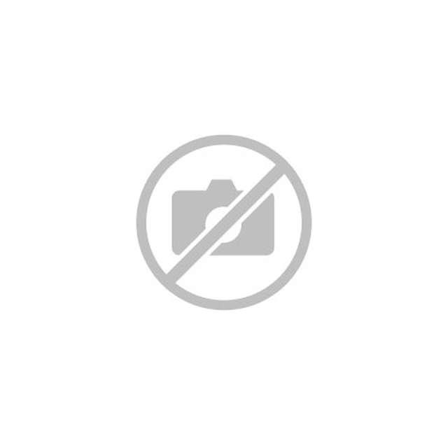 Visite à l'église de Coligny