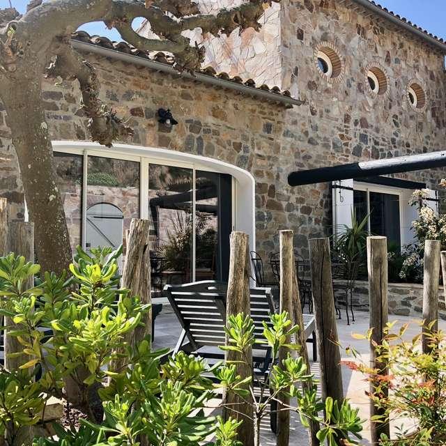 Les Aurochs - appartment Côté Patio