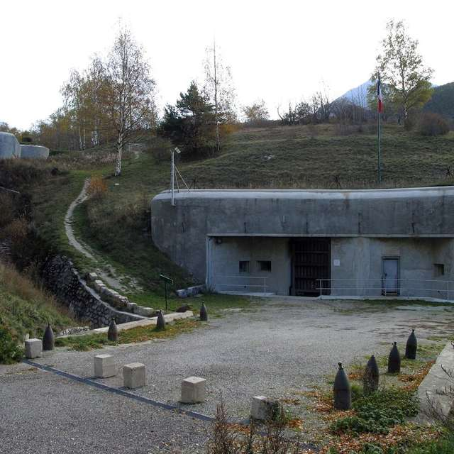 Saint-Gobain Maginot fortification