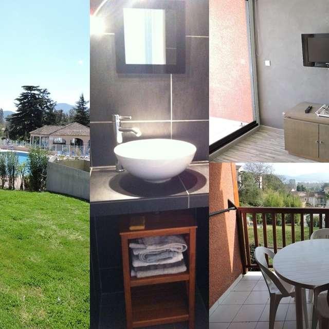 Les Parcs de Grimaud - Wohnung 7103