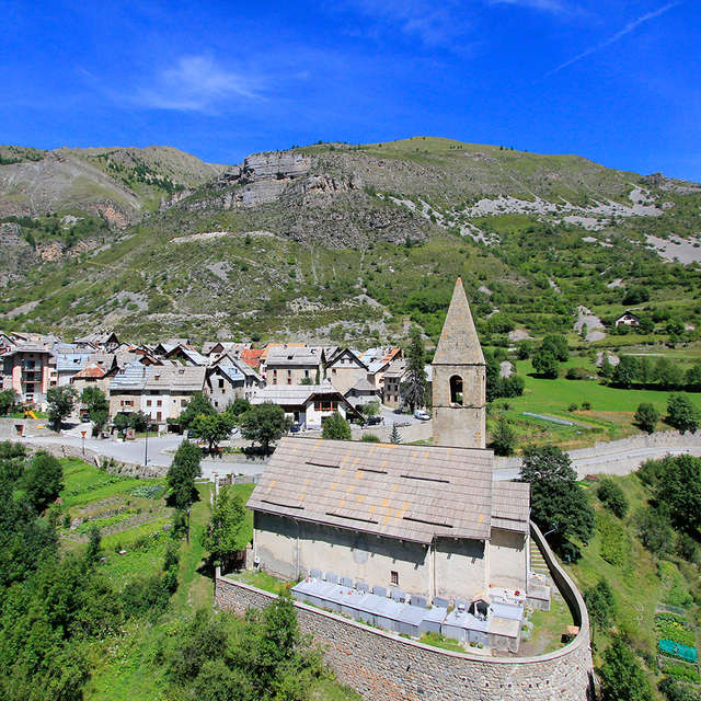 Saint-Dalmas Le Selvage