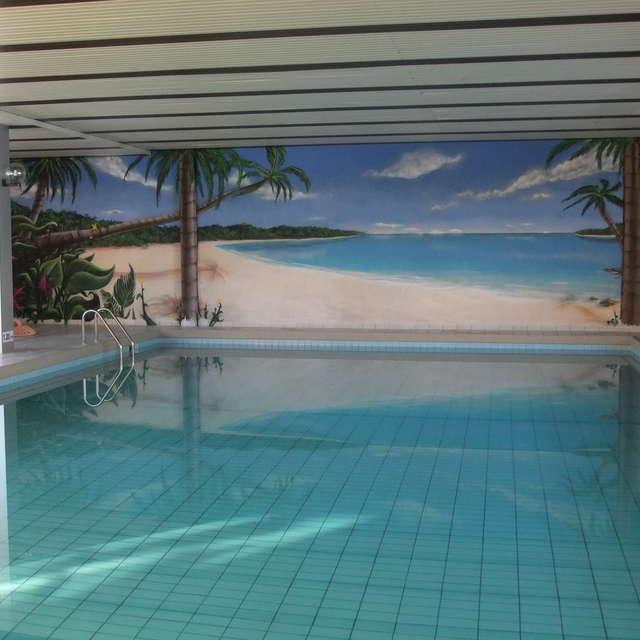 Schwimmbad La Tzoumaz