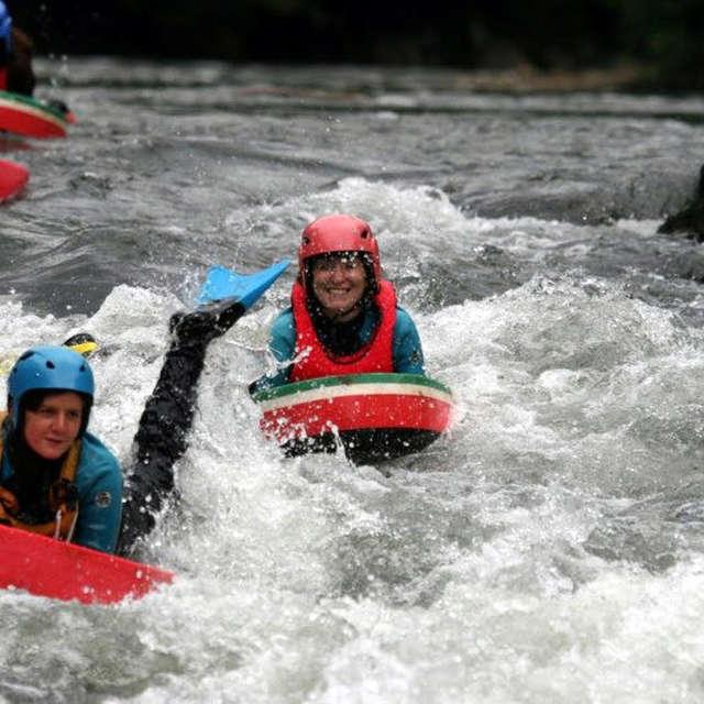 Alligator Rafting : hydrospeed