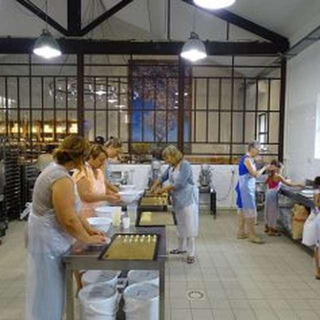 La Biscuiterie de Forcalquier : atelier de fabrication de biscuits