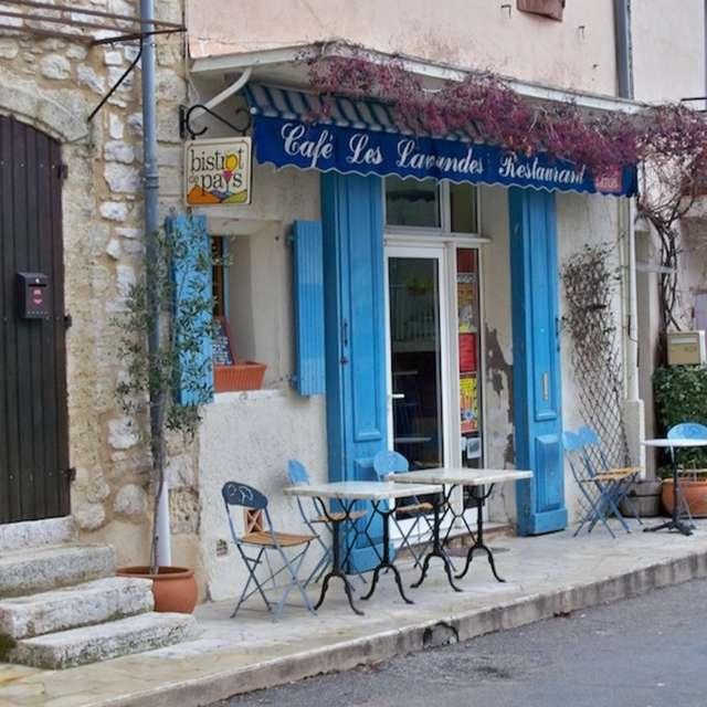 Bistrot de Pays - Café les Lavandes