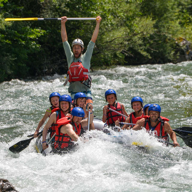 Raoul Rafting guide indépendant