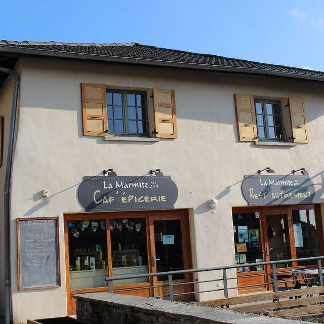 Restaurant La Marmite des Adrets