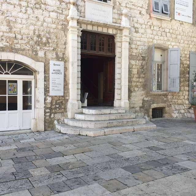 Musée de Vence - Fondation Emile Hugues