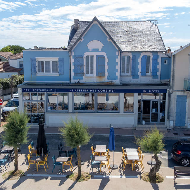 Hotel Restaurant L'Atelier des Cousins