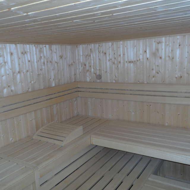 Sauna La Tzoumaz