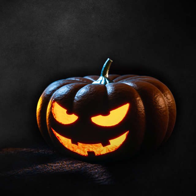 Halloween à Grimaud