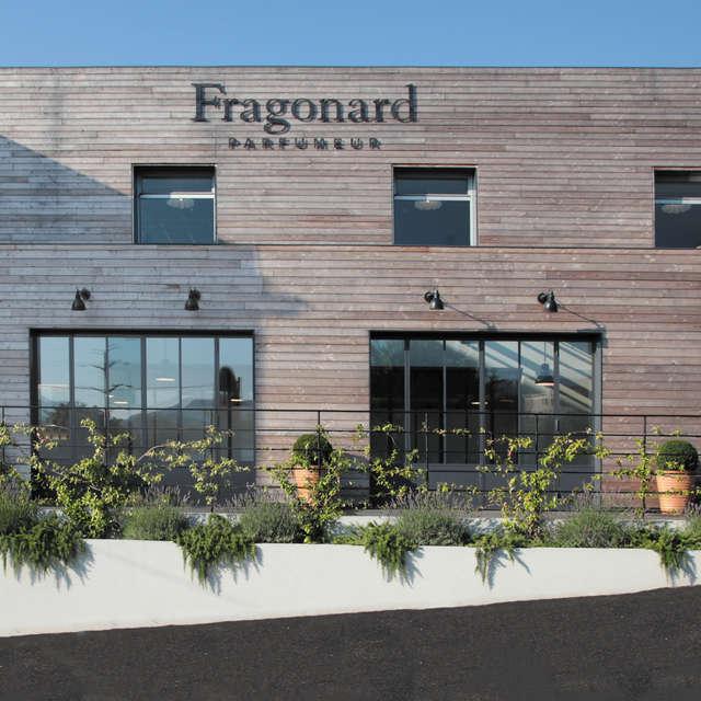 Parfumerie Fragonard - Usine des fleurs