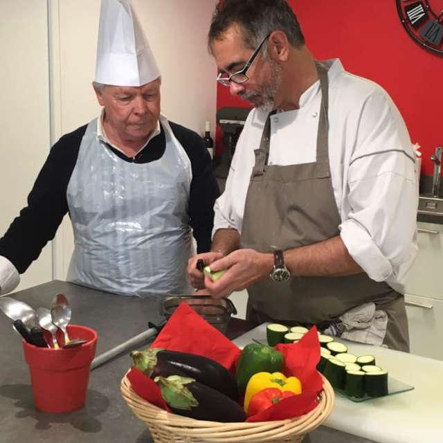 Les fleurs seront les étoiles de vos cours de cuisine à Antibes/Juan-les-Pins