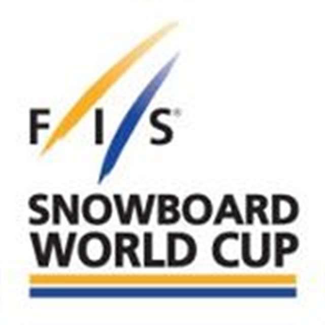 Course FIS Snowboard Cross