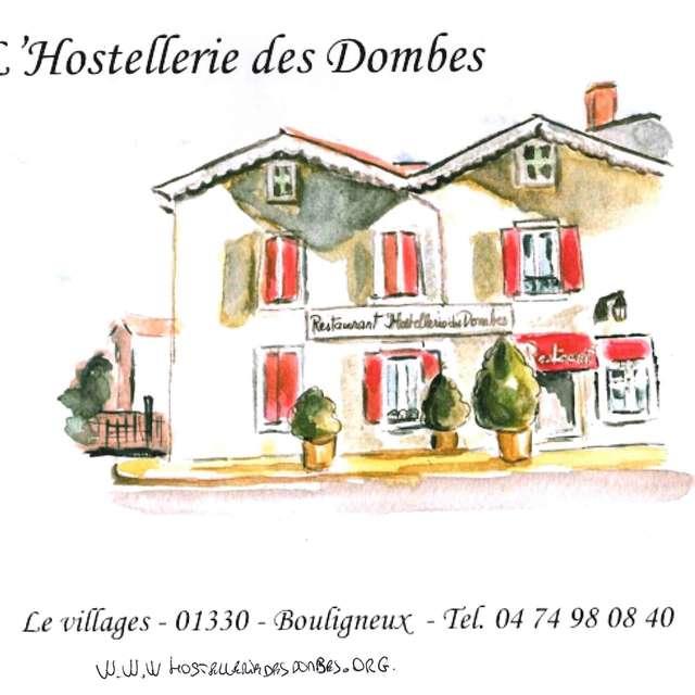 L'Hostellerie des Dombes