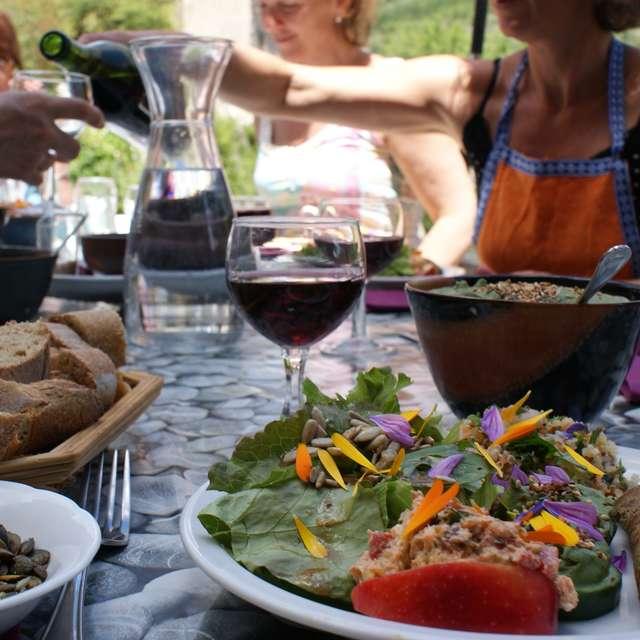 Cuisinez la nature avec les Aventurières du Goût