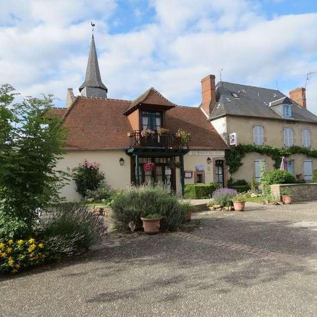 L'Hostellerie du Bourg-d'Hem et le Bistrot des Arts