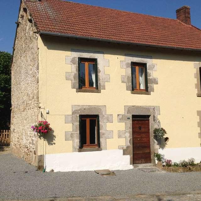 Location de tourisme gîte Bleuet