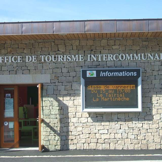 Bourganeuf Tourist Office