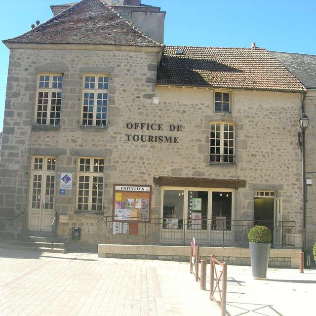 Office de Tourisme Creuse Sud Ouest Bureau d'Ahun