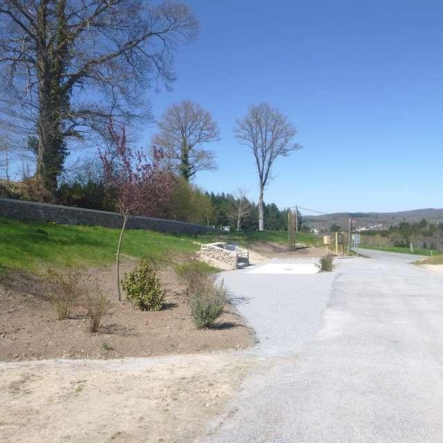 Campervan site