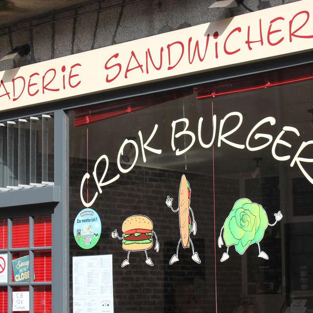 Crock Burger