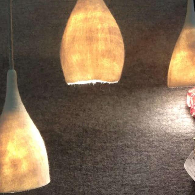 Atelier découverte : Décoration lumineuse en feutre
