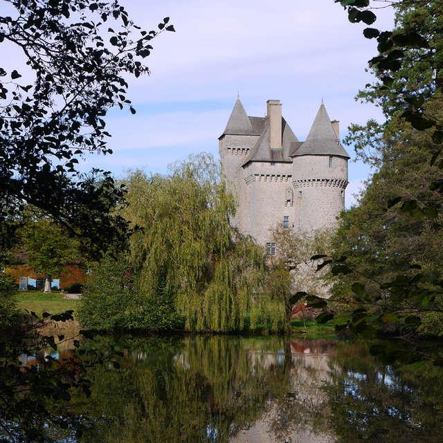 Saint-Maixant Castle