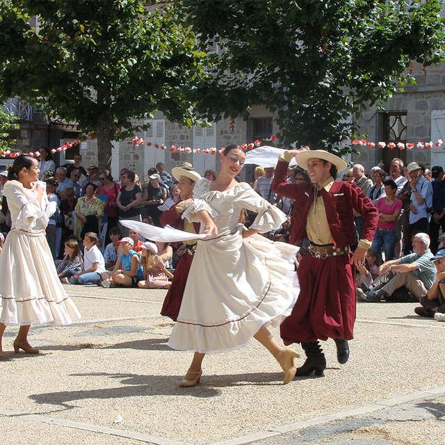 Festival danses, musiques et voix du monde