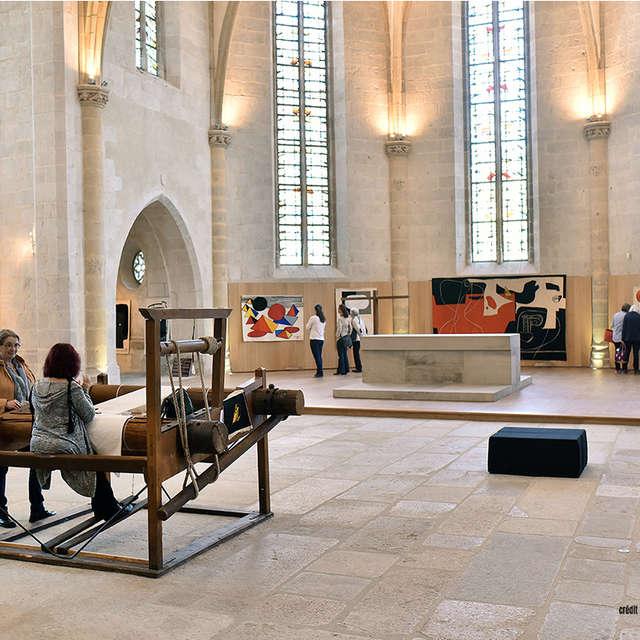 Journées européennes du patrimoine : exposition de tapisseries de l'Eglise du Château