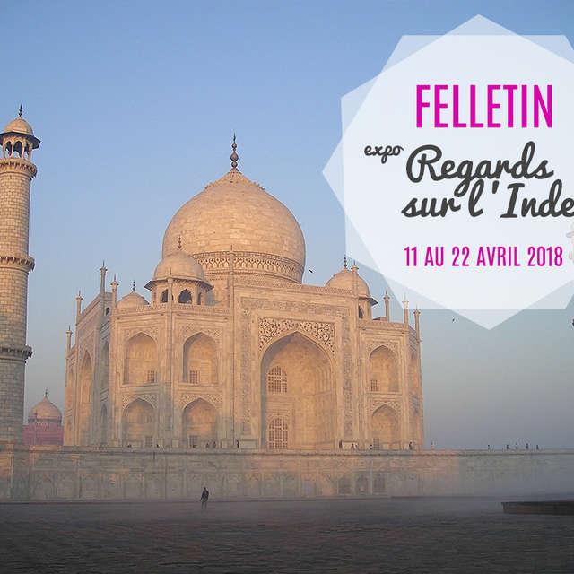 Exposition «Regards sur l'Inde»