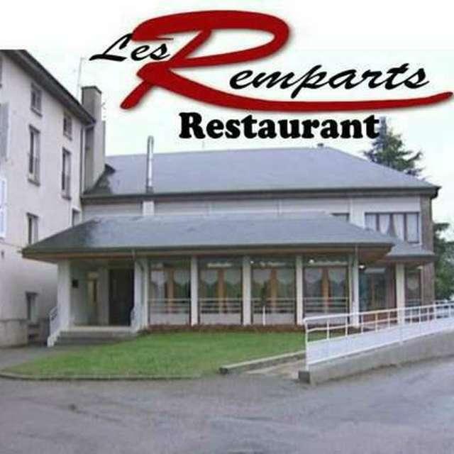 Restaurant Les Remparts à Bénévent l'Abbaye