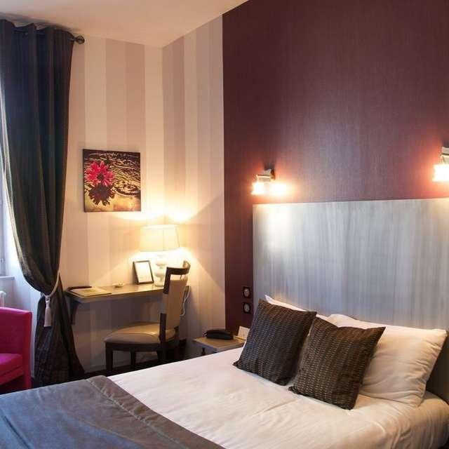 Hôtel Restaurant Nougier à Fursac