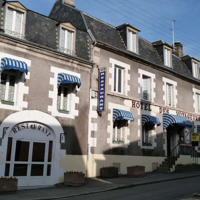Les Voyageurs Restaurant