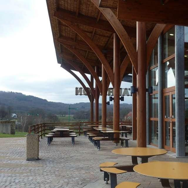 Cafetéria des Monts de Guéret : Léo Resto