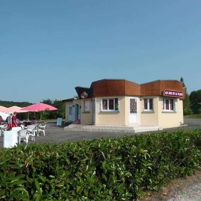 Bar restaurant brasserie de la plage d'ANZEME