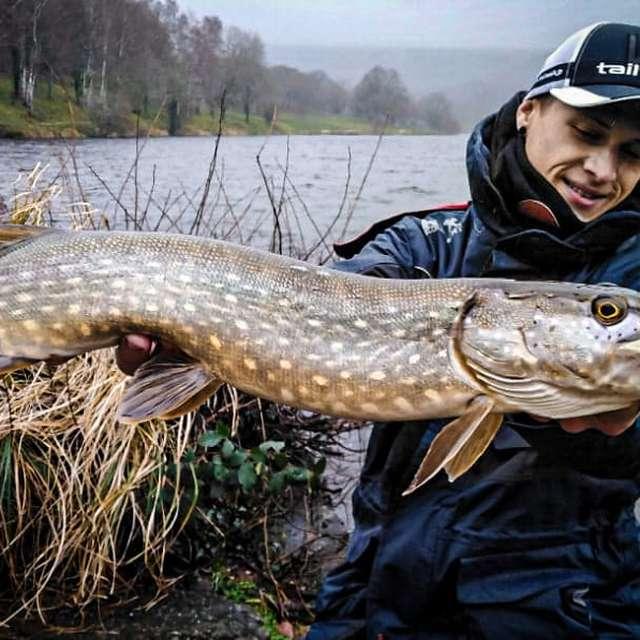 Guide moniteur de pêche Anthony Manson-Caron