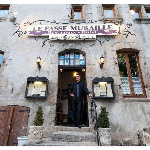 Restaurant Le Passe Muraille