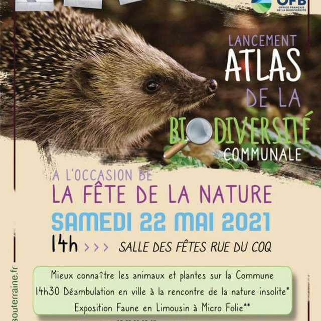 Atlas de la biodiversité à La Souterraine